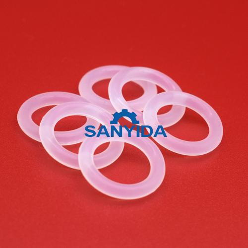 High transparent silicone rubber O rings